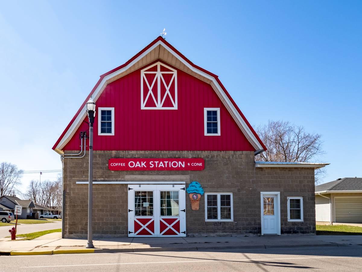 Oak Station Coffee & Cone